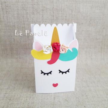 caixa unicornio