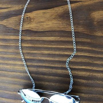 Cordinha de óculos branca