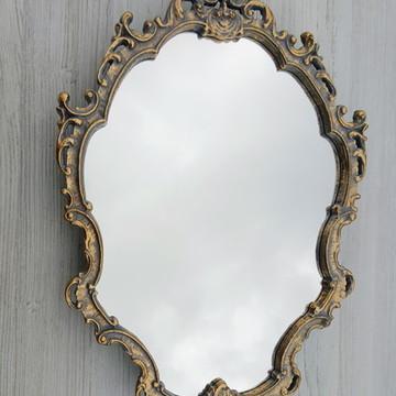 espelho decorativo para sala de jantar