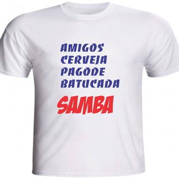 Camisa samba