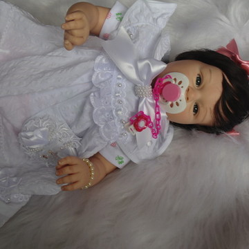 Boneca Bebê Reborn Larissa ( encomenda)