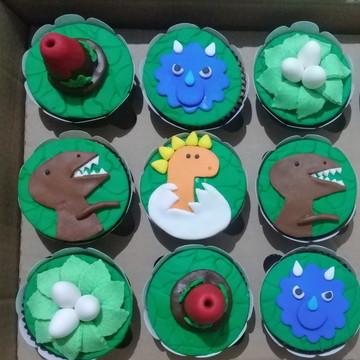 Cupcakes - Dinossauros