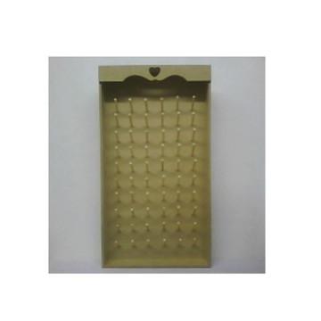 Porta Carretel Para 60 Linhas Costura (cones pequenos)