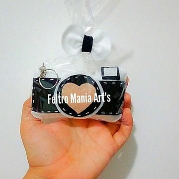 Chaveiro -Câmera Fotográfica
