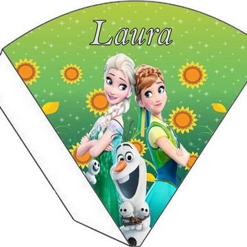 Cone Personalizado - Frozen Fever