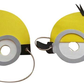 Máscara Minions