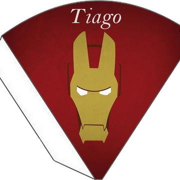 Cone Personalizado - Iron Man