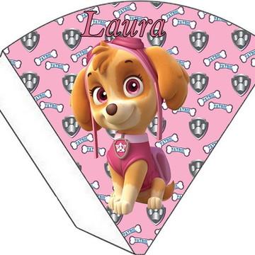 Cone Personalizado - Patrulha Canina