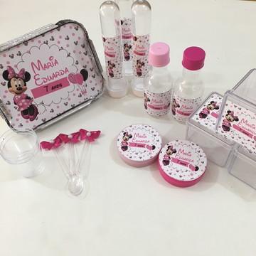 Festa Minnie rosa pink