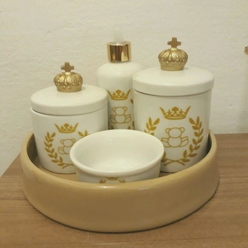 Kit porcelana realeza