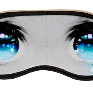 6c809d68f Tapa-Olho Máscara Olhos Coloridos Claros Anime