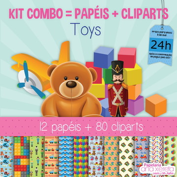 Kit Digital Completo TOYS