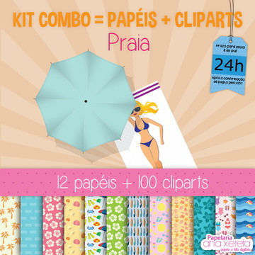 Kit Digital Completo PRAIA