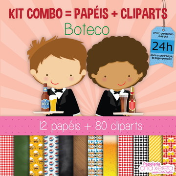 Kit Digital Completo BOTECO
