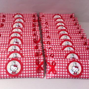 Chocolate personalizado Hello Kitty 3