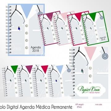 Miolo Digital Agenda Médica Permanente