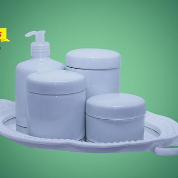 kit higiene porcelana Luxo 140