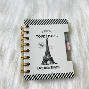 Caderneta Paris