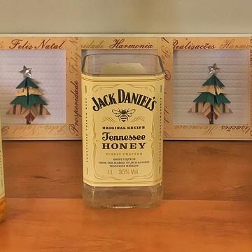 Copão Decorativo/garrafa Jack Honey