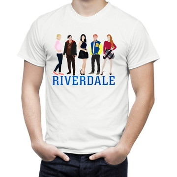 Camiseta Riverdale Personagens