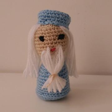 Minigurumis Dumbledore - personagens sortidos