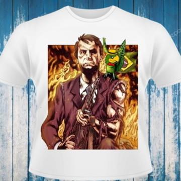 Camiseta Jair Bolsonaro #095