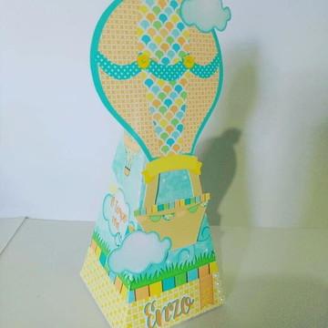 Kit personalizado tema balão
