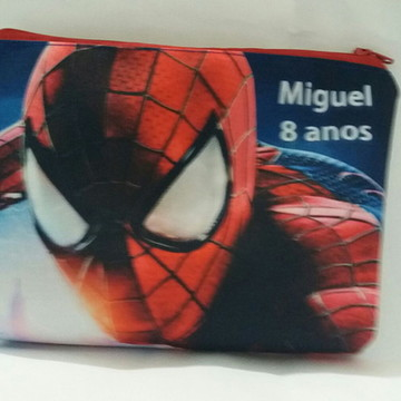 Necessaire - Vingadores Homem Aranha