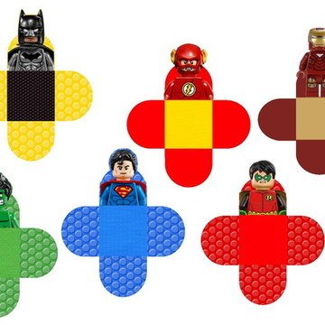 KIT FESTA BATMAN LEGO