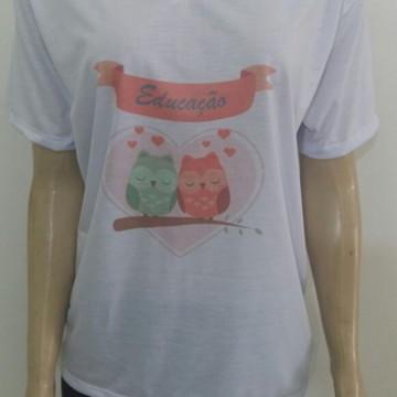 e08521cc32 Camiseta 100% poliester estampa em sublimação
