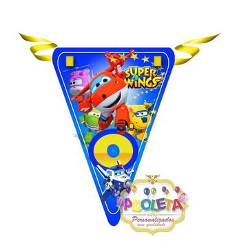 Bandeirola super wings