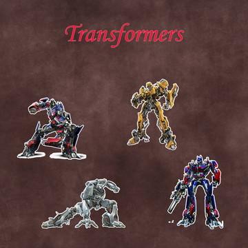Recortes - Transformers
