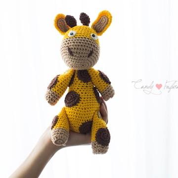 Girafa Amarela