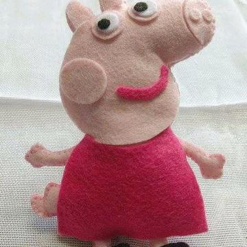 Boneca - Peppa Pig