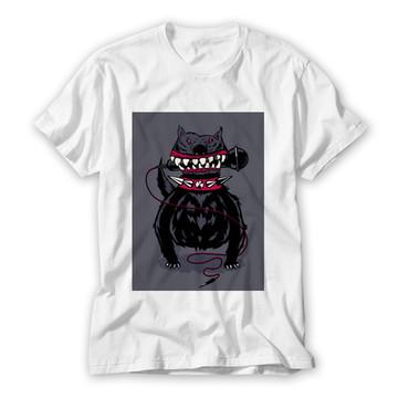 Camiseta Dog Rock