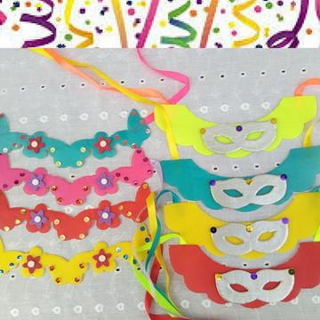 Kit pet tropical - Carnaval