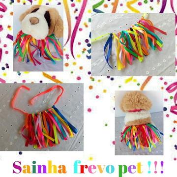 Sainha Pet - frevo carnaval
