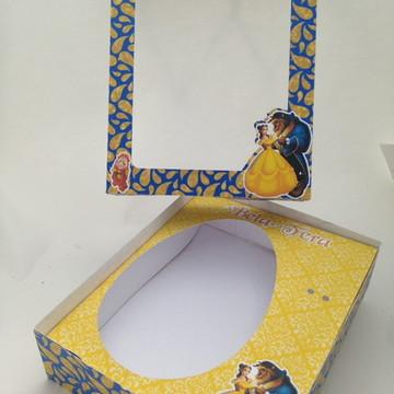 Arquivo caixa ovo de colher bela e a fera