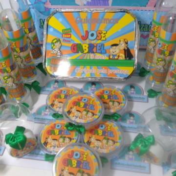 Kit Festa Infantil Chaves 2