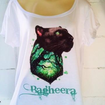 Camiseta Bagheera