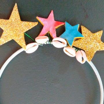 Tiara Estrelas
