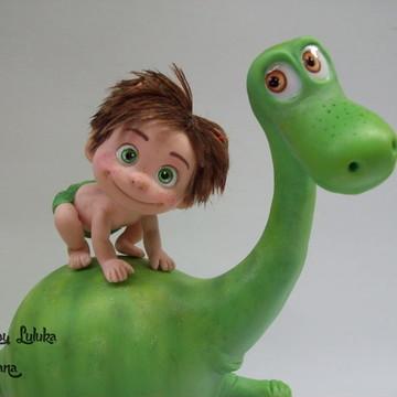 Painel 2x1 O bom dinossauro
