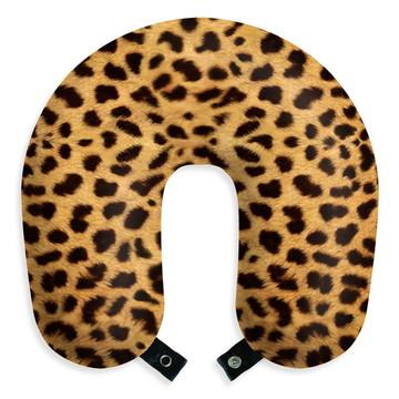 Travesseiro de pescoço almofada viagens Onça - Oncinha EBA