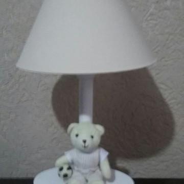 Abajur Urso Principe