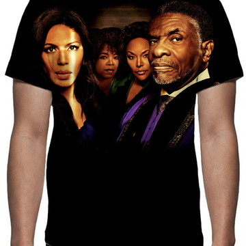 Camiseta Série Greenleaf - Estampa Total