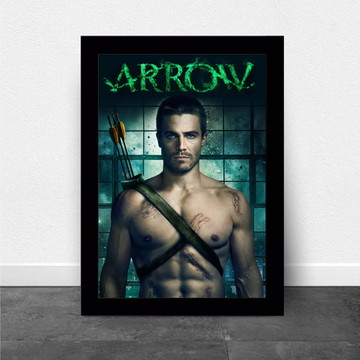 poster quadro arrow