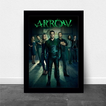 poster quadro arrow 2