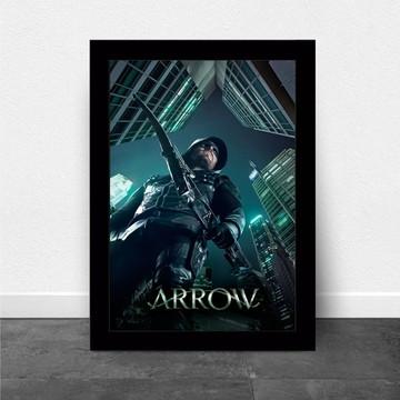 poster quadro arrow 4