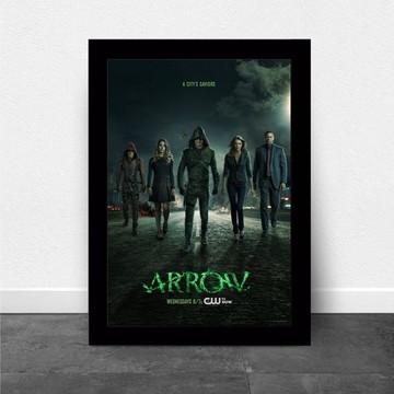 poster quadro arrow 6