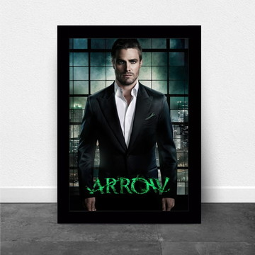 poster quadro arrow 7